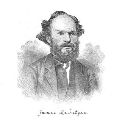James McIntyre new york